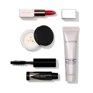 4 pc Laura Mercier Flawless On The Glow + more